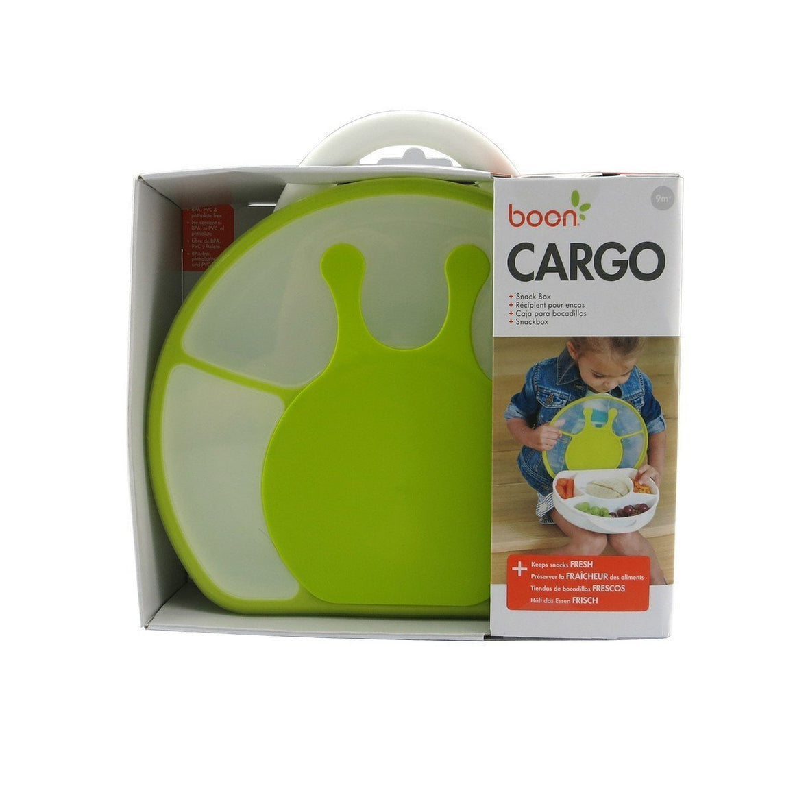 Boon Baby Care Boon Cargo Snack Box
