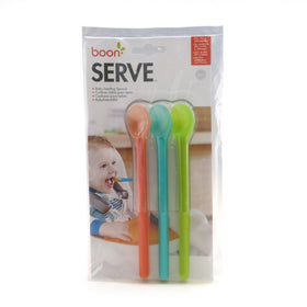 Boon Serve Weaning Baby Feeding Spoons-Baby Care-Babysupermarket