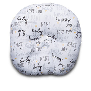 Boppy Baby Care Elephant Gray Love Boppy Newborn Lounger