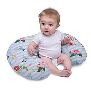 Boppy Baby Care Peaceful Jungle Boppy Slipcovered Pillow