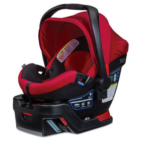 Britax B Safe 35 Elite Infant Car Seat with Base Red Pepper-Baby Gear-Babysupermarket