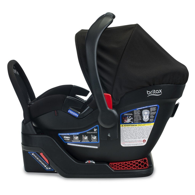 Britax Endeavours Infant Safety Car Seat Circa