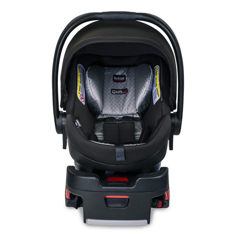 Britax Exclusive Solstice Travel System B Agile 3 With Safe 35 Elite Baby Gear