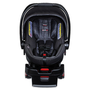 Britax B Safe 35 Elite Infant Car Seat with Base Domino-Baby Gear-Babysupermarket