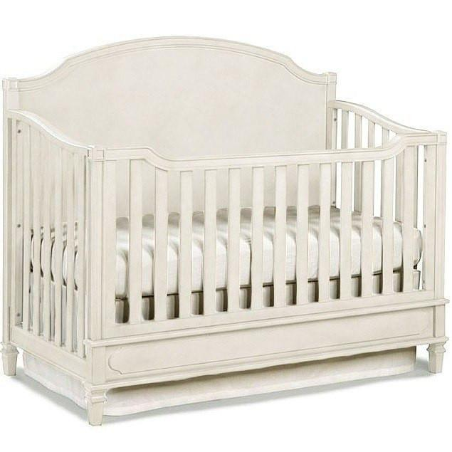Brixy Haven 3 In 1 Convertible Baby Bed