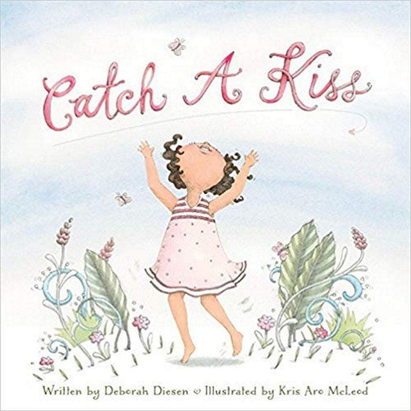 Cherry Lake Publishing Gifts & Apparel Catch A Kiss Children's Hardcover Book by Deborah Diesen