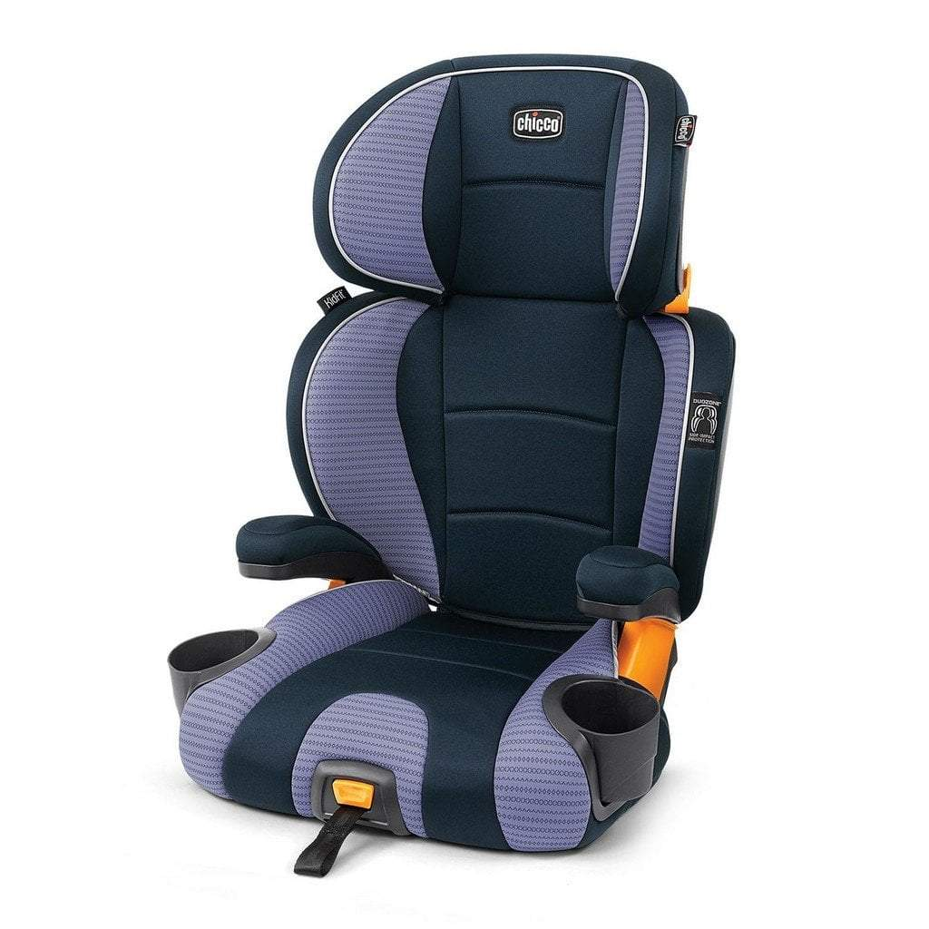 Chicco Baby Gear Chicco KidFit Booster Car Seat Celeste