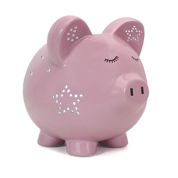 Child To Cherish Night Light Piggy Bank