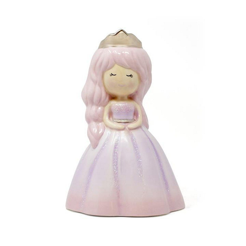 Child to Cherish Gifts & Apparel Child to Cherish Princess Alexandria Pink Hair Ceramic Bank
