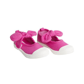 Chus Gifts & Apparel 5 / Fuschia Chus Athena Bow Shoe Fuschia