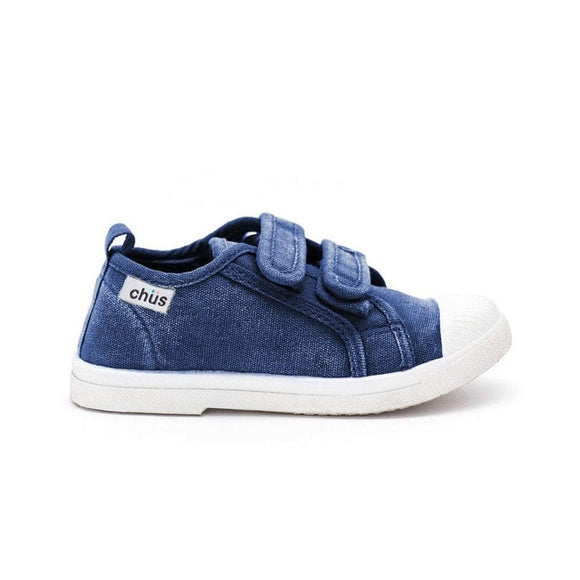 Chus Gifts & Apparel 5 / Navy Chus Blake Toddler Boy Shoe Navy
