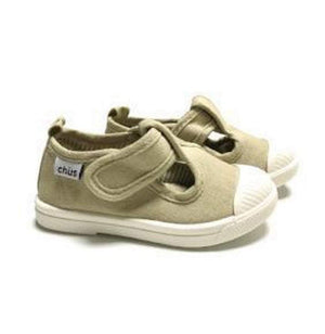 Chus Gifts & Apparel 5 / Khaki Chus Chris T Strap Shoe Khaki