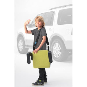 Clek Olli Latching Booster Car Seat Shadow-Baby Gear-Babysupermarket