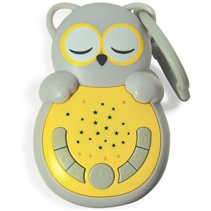 CloudB Sweet Dreamz On The Go Owl-Toys-Babysupermarket