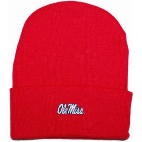 Creative Knitwear Gifts & Apparel Red Creative Images Infant Knit Hat Ole Miss