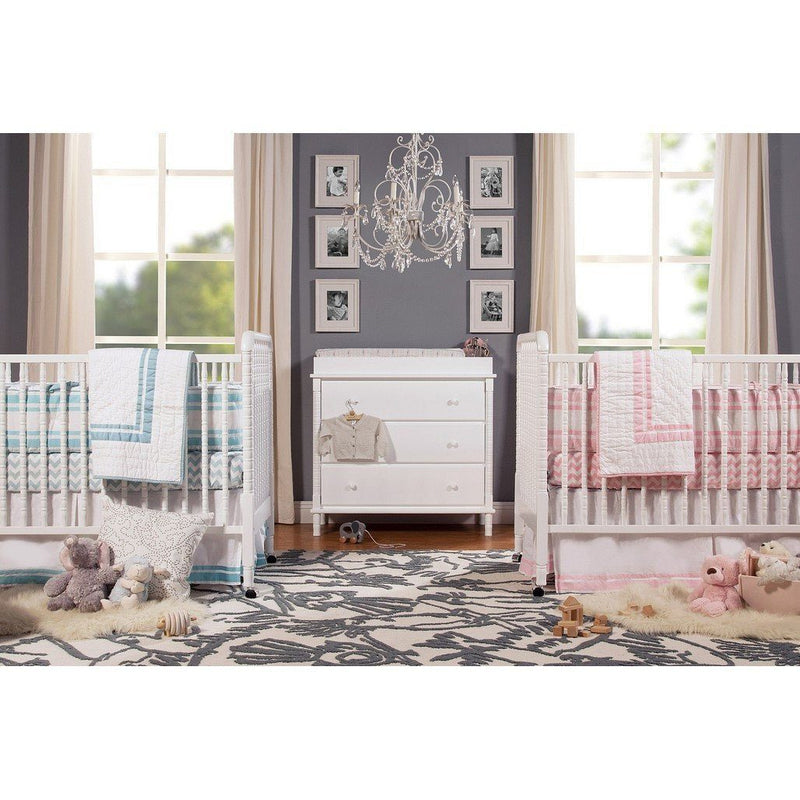 Davinci Baby Jenny Lind Baby Bed White Free Shipping