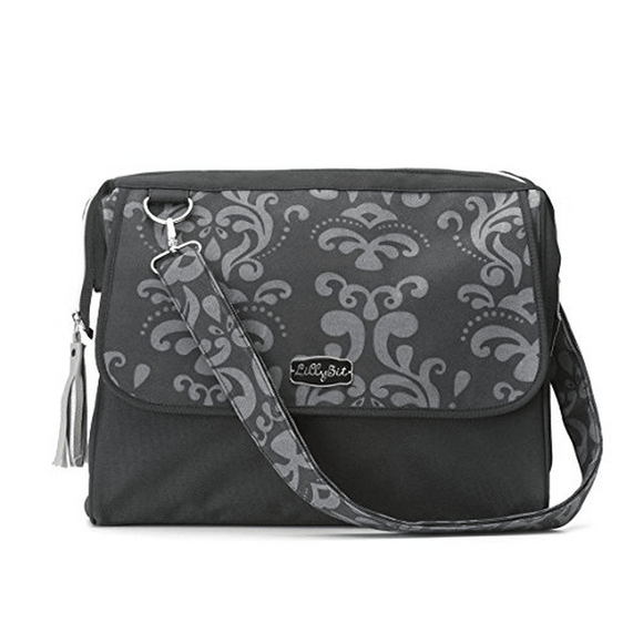Demdaco Lilly Bit Diaper Bag-Gifts & Apparel-Babysupermarket