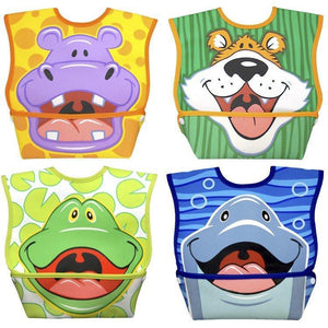 DexBaby Dura Bib Big Mouth Large-Baby Care-Babysupermarket