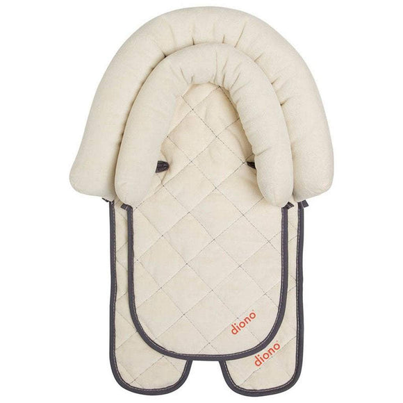 Diono Baby Gear Diono 2N1 Infant Head Support Ivory
