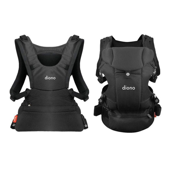 Diono Baby Gear Diono Carus Essentials 3IN1 Infant Carrier Dark Grey
