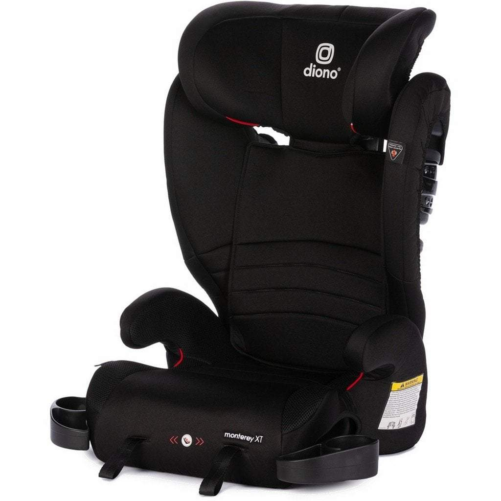 Diono Baby Gear Diono Monterey XT 2in1 Booster Carseat Midnight