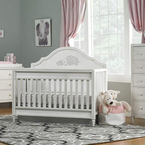 Bivona Furniture Dolce Babi Capri Full Panel 4 in 1 Convertible Crib Linen