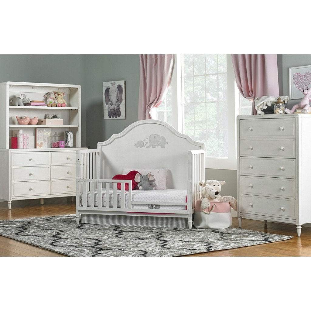 Bivona Furniture Dolce Babi Capri Hutch Linen