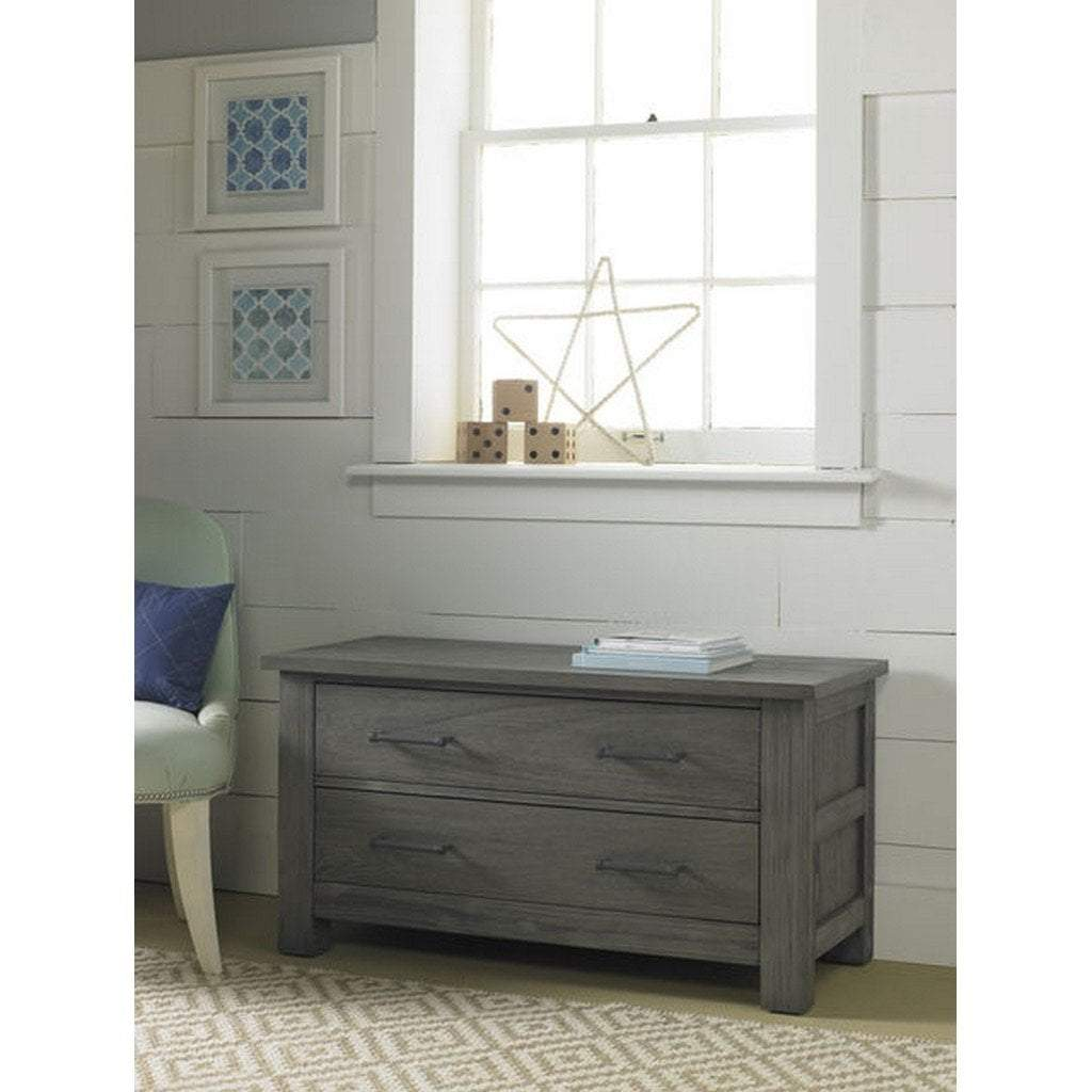 Bivona Furniture Dolce Babi Lucca 2 Drawer Chest Weathered Grey