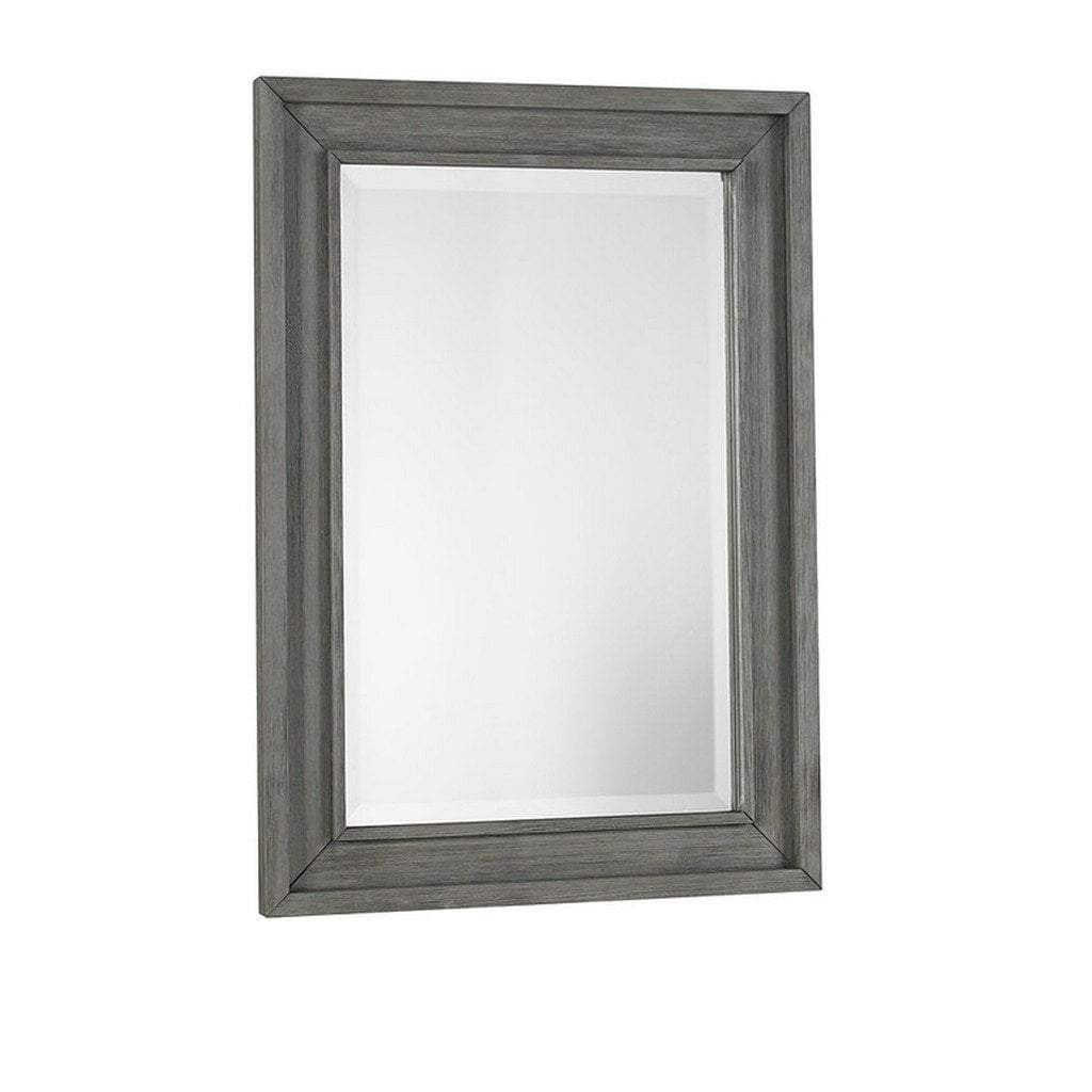 Bivona Furniture Dolce Babi Lucca Mirror Weathered Grey