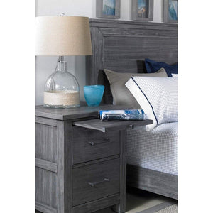 Bivona Furniture Dolce Babi Lucca Nightstand Weathered Grey