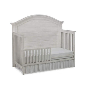 Bivona Furniture Dolce Babi Lucca Toddler Guard Rail Seashell White