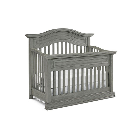 BIVONA Furniture Dolce Babi Marco Convertible Crib Nantucket Grey