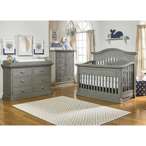 BIVONA Furniture Dolce Babi Marco Dressing Kit Nantucket Grey