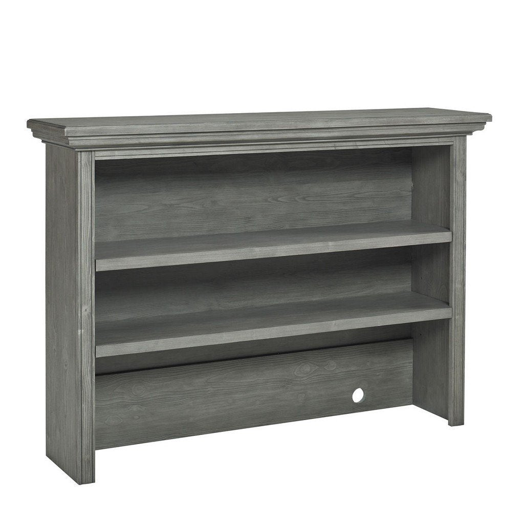 BIVONA Furniture Dolce Babi Marco Hutch/Bookcase Nantucket Grey