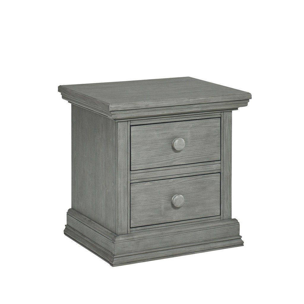 BIVONA Furniture Dolce Babi Marco Nightstand Nantucket Grey