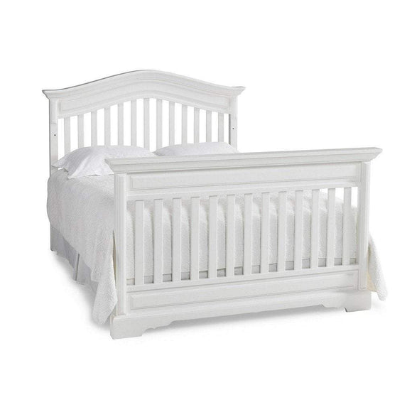 Bivona Furniture Dolce Babi Universal Adult Bed Rails Snow White