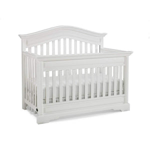 Bivona Furniture Dolce Babi Venezia 4 in 1 Convertible Crib Snow White