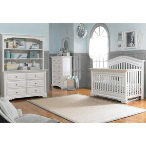 Bivona Furniture Dolce Babi Venezia Double Dresser Snow White