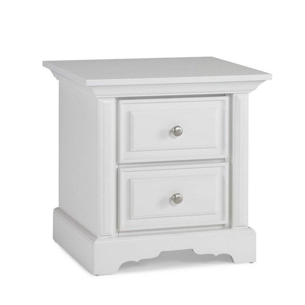 Bivona Furniture Dolce Babi Venezia Nightstand Snow White