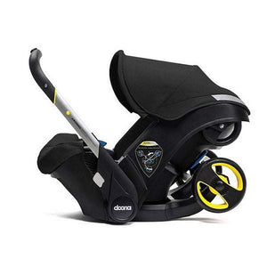 Happy Kidz Baby Gear Doona Infant Car Seat and Stroller Nitro Black