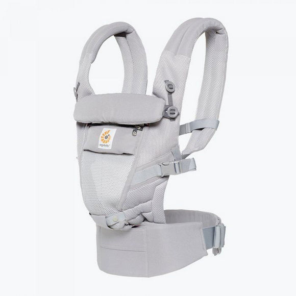 Ergo Baby Baby Gear Ergo Baby Adapt Cool Air Mesh Infant Carrier Pearl Grey
