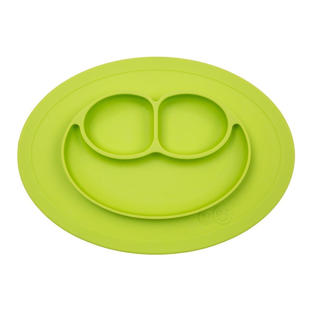 EZPZ Baby Care EZPZ The Mini Mat Lime