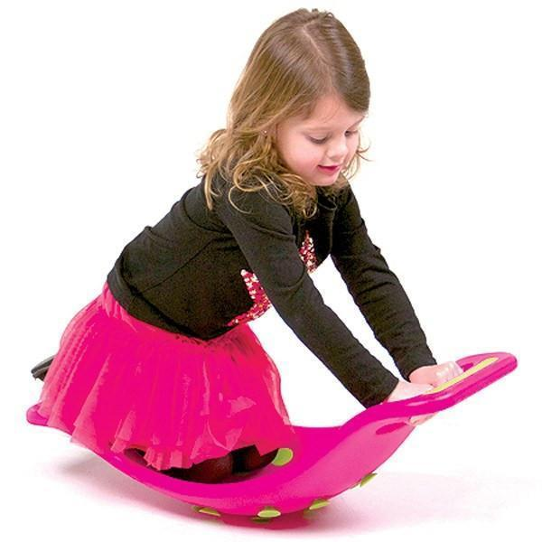 Fat Brain Toy Toys Default Title Fat Brain Toy Teeter Popper Pink