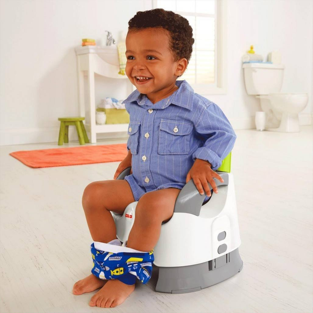 Fisher Price Custom Comfort Potty-Baby Care-Babysupermarket