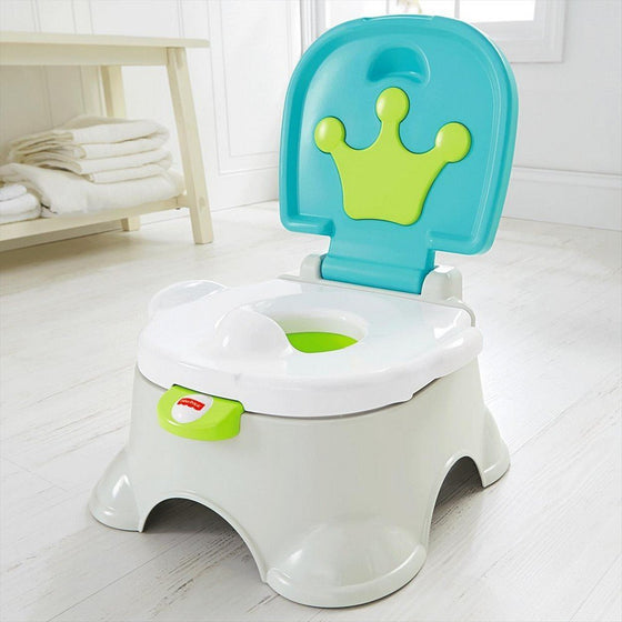 Fisher Price Royal Potty-Baby Care-Babysupermarket