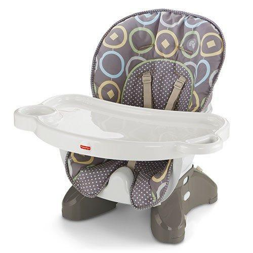 Fisher Price SpaceSaver High Chair Luminosity-Baby Care-Babysupermarket