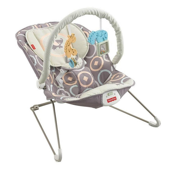 Fisher Price Luminosity Baby Bouncer-Baby Gear-Babysupermarket