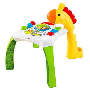 Fisher Price Toys Fisher-Price Animal Friends Learning Table
