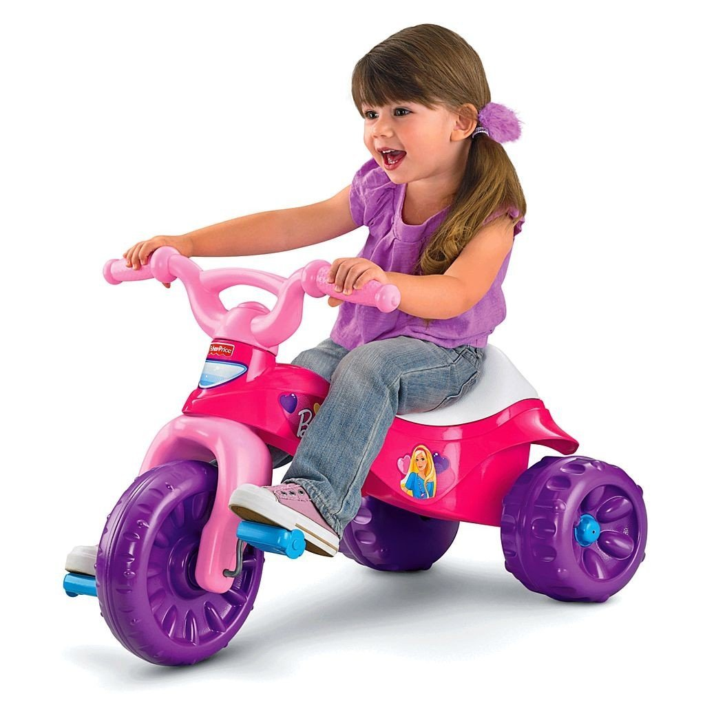 Fisher Price Toys Fisher-Price Barbie Tough Trike