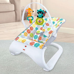 Fisher Price Toys Fisher-Price Curve Bouncer -Nat